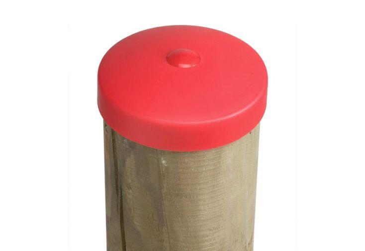 Capuchons en plastique pour poteaux 80mm (lot de 8)