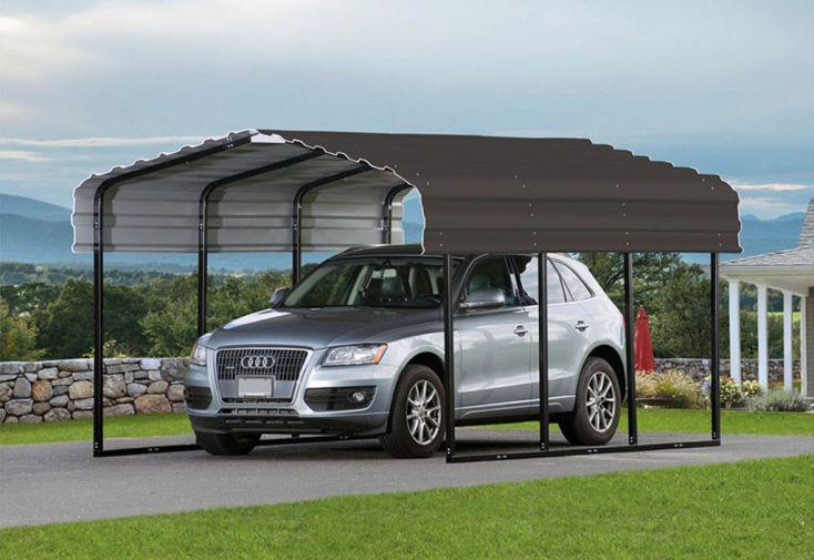 Carport en Acier Shelter Logic 17,70 m²