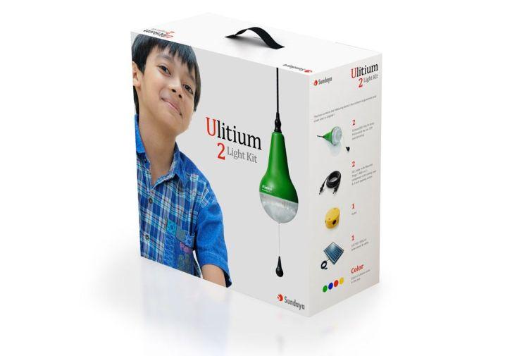 Kit Eclairage Solaire Autonome Ulitium x2