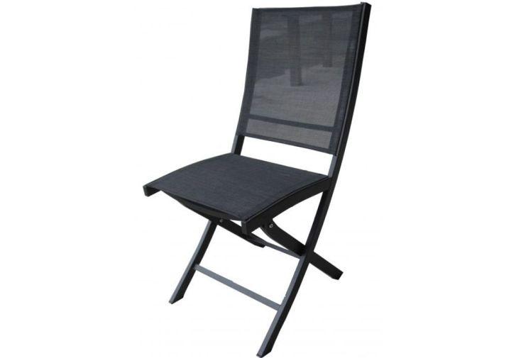 Chaise de jardin pliante Bali Wilsa