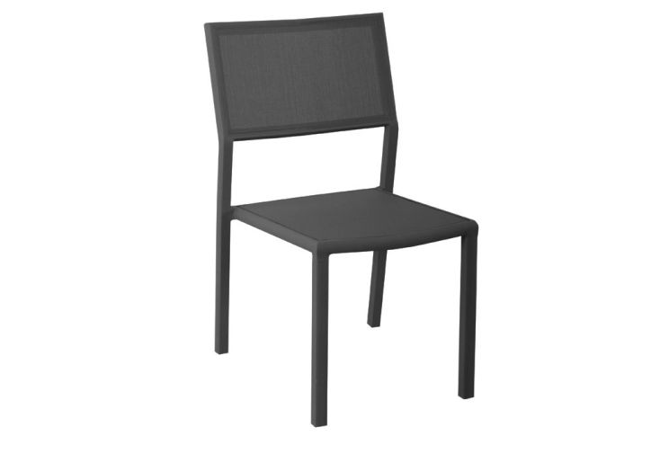 Chaise Empilable Stacking - Lot de 2