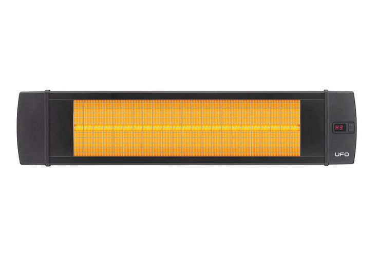 Chauffage Extérieur Black Line 2300 W