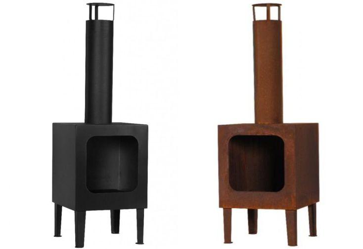 chemin e de jardin colorado en acier farmcook. Black Bedroom Furniture Sets. Home Design Ideas