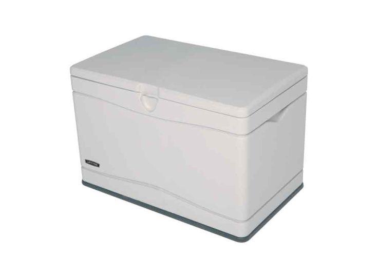 Coffre de Rangement Résine Lifetime 303L (99x61x66)
