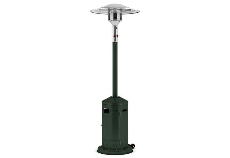 Parasol Chauffant Cosystand Pro Vert Ecoline - Lot de 9
