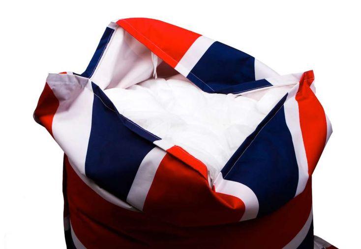 Pouf Geant Coussin jumbo Bag UK