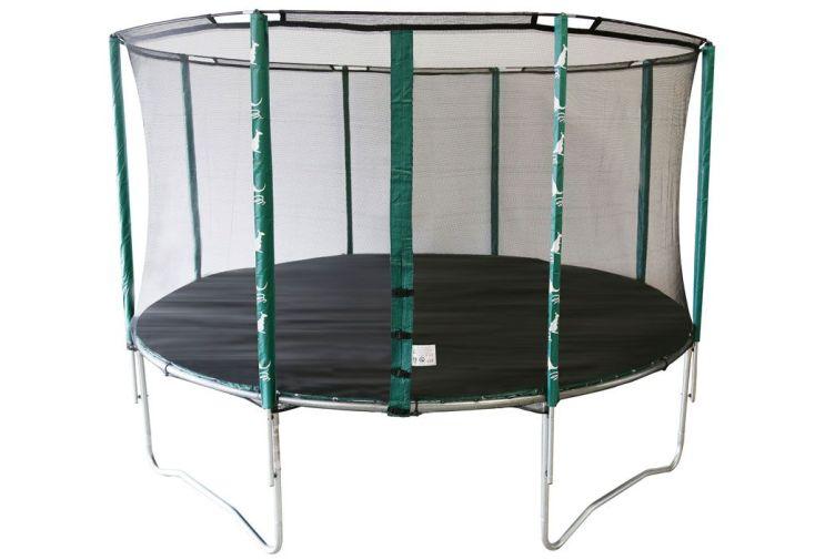 bache de protection pour trampoline kangui 360. Black Bedroom Furniture Sets. Home Design Ideas