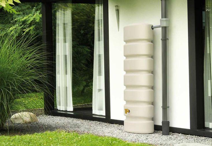 cuve r cup ration d 39 eau pluie murale classic kit cuve. Black Bedroom Furniture Sets. Home Design Ideas