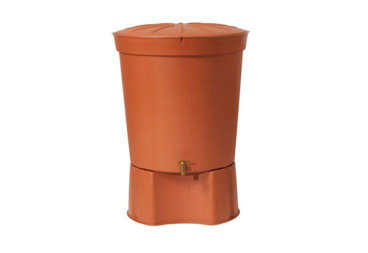 cuve r cup ration eau de pluie toscana 300 l kit garantia. Black Bedroom Furniture Sets. Home Design Ideas