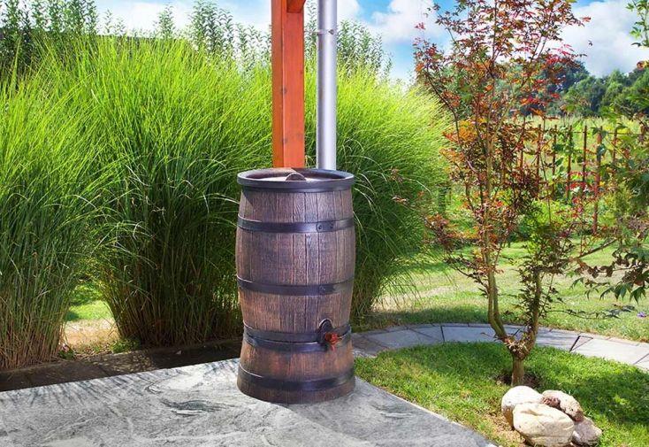 cuve r cup ration d eau pluie tonneau 50l roto. Black Bedroom Furniture Sets. Home Design Ideas