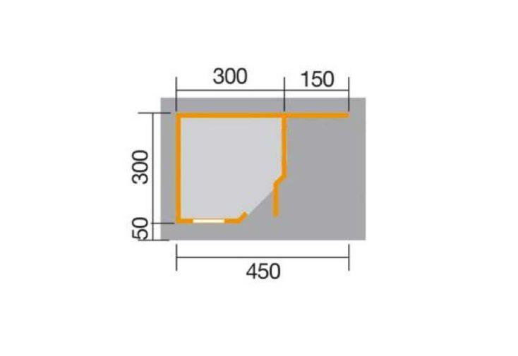 Abri Design Fides 2 (Plusieurs Tailles) 28mm