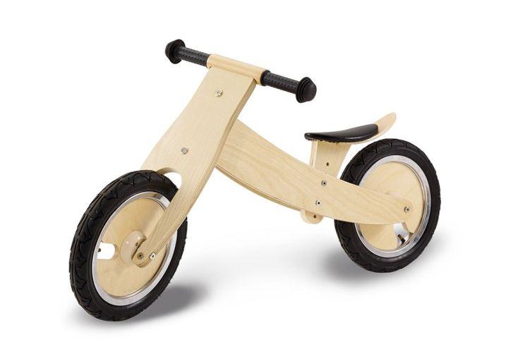Draisienne Vélo pour Enfant en Bois sans Pédale Lino