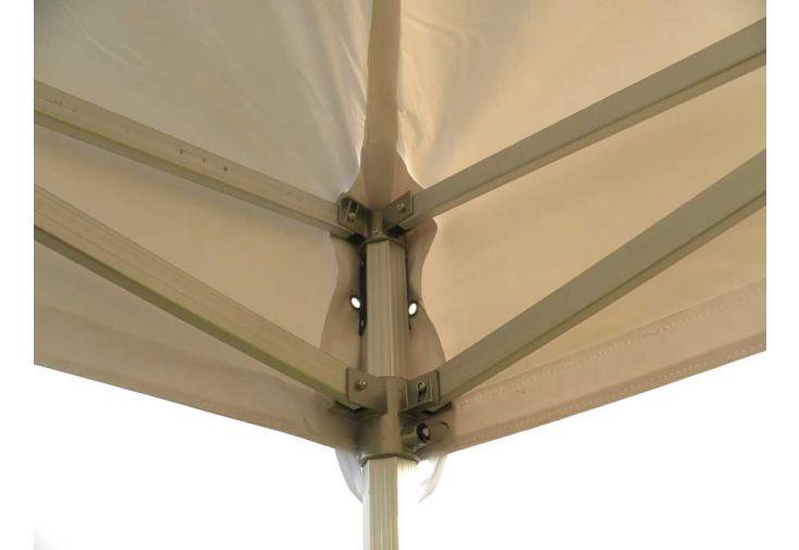 Tente de Réception Pliante 3x6 Alu Renforcé 55mm + Toile 520gr/m²