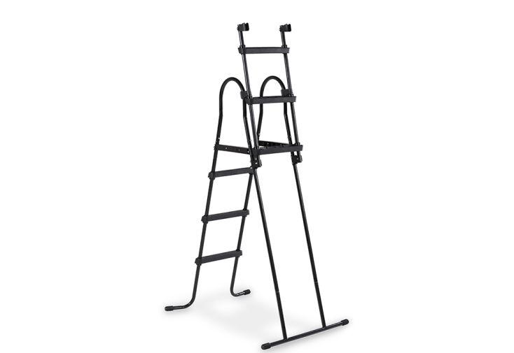 Échelle de sécurité pour piscine d'une hauteur de cadre de 91 à 107 cm