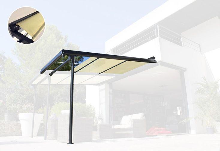 Extension pour Tonnelle Azura à Stores 3,5 x 2 m