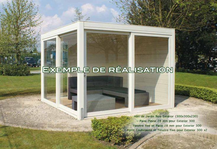 Extension pour Exterior 350x300