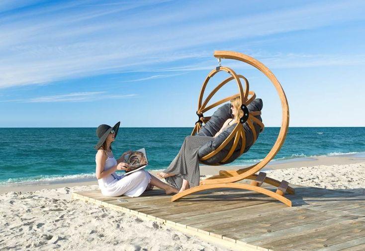chaise de jardin en teck bois m tal mon am nagement jardin. Black Bedroom Furniture Sets. Home Design Ideas