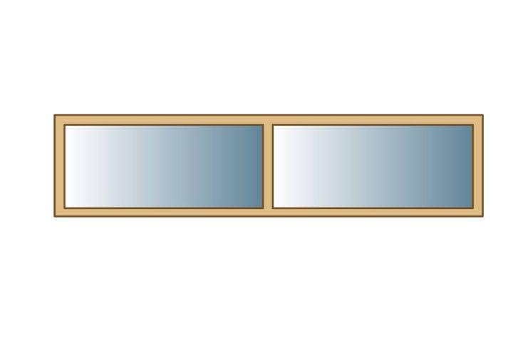 Fenêtre pour Carports Modulables Solid