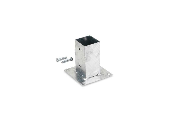 Kit d'Ancrage à Fixer pour Tonnelle Calice 7x7cm