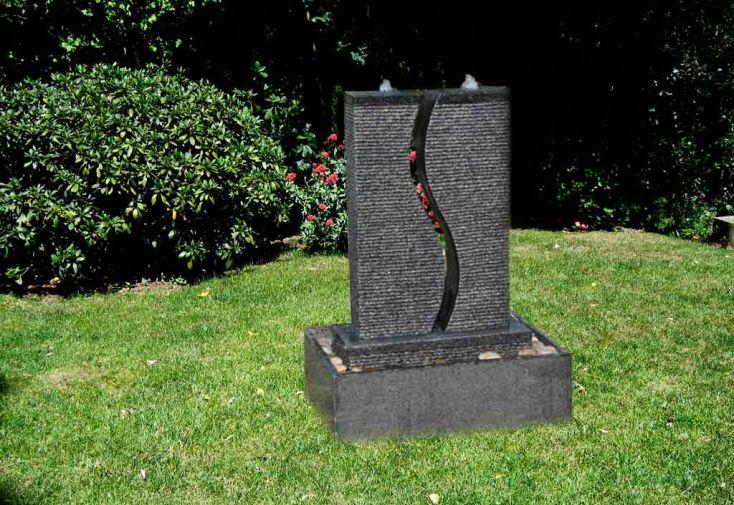 Fontaine de Jardin Granit Arès