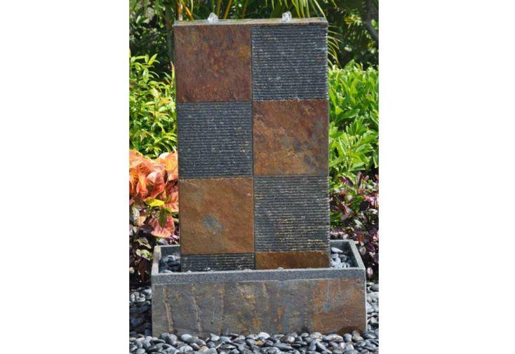 Fontaine de Jardin Granit Atlas