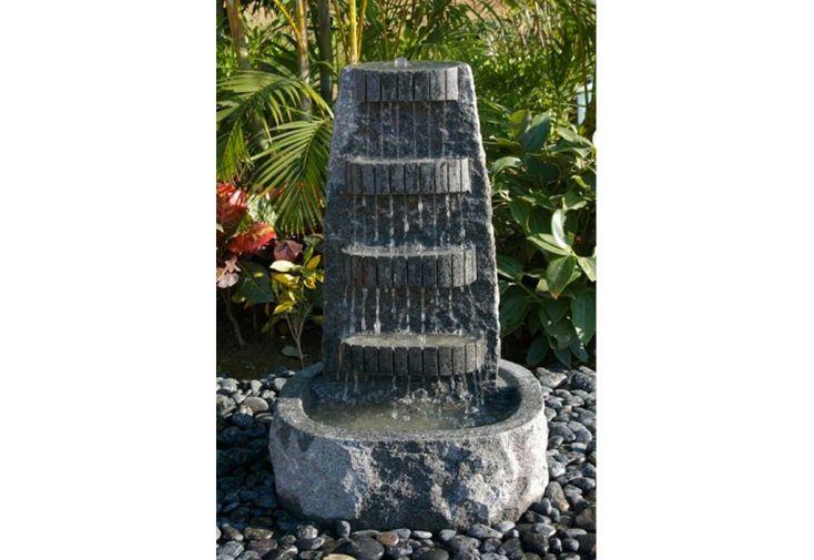 Fontaine de Jardin Granit Nemesis