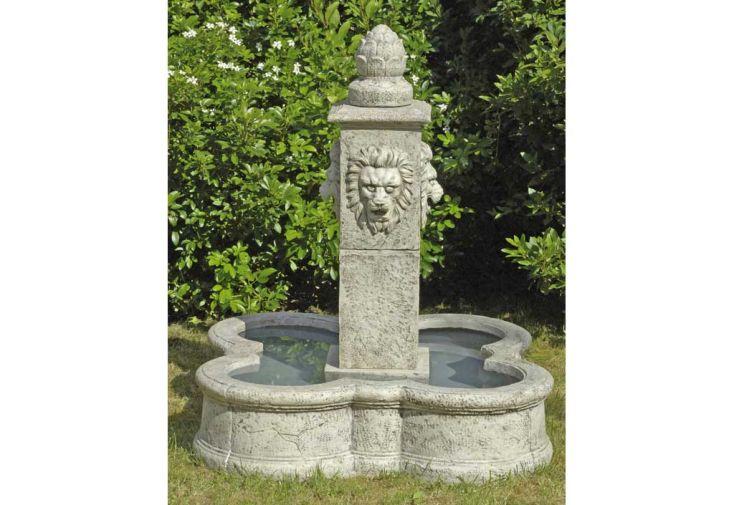 Fontaine Jardin Venise Gaillet
