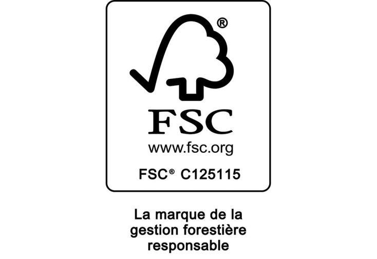 Support pour Hamac ARC 320 en Bois FSC
