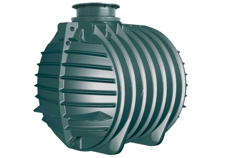 Cuve recuperateur eau enterree 6000 L