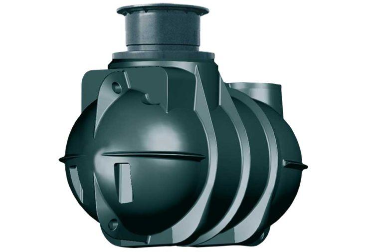 Cuve recuperateur eau enterree 2000 L