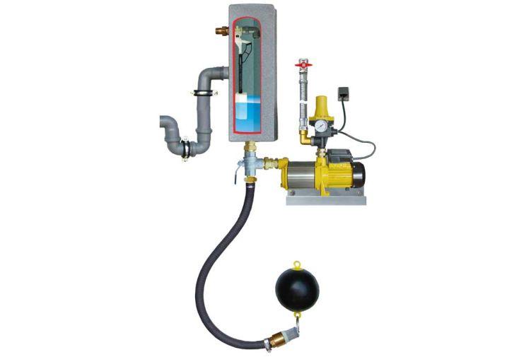 Cuve recuperateur eau Clever M 2000 L