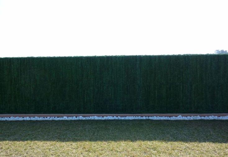 Haie Artificielle 126 Brins 3x1,5m Vert Thuya Supra 126