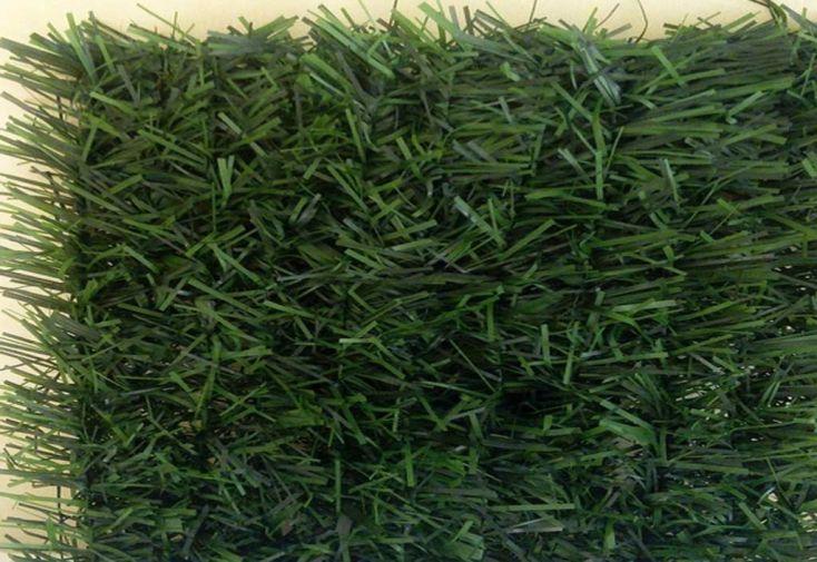 Haie Artificielle 126 Brins 3x1,2m Vert Thuya Supra 126