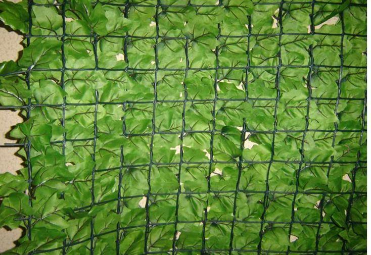 Haie Artificielle Feuilles de Lierre 1x3m