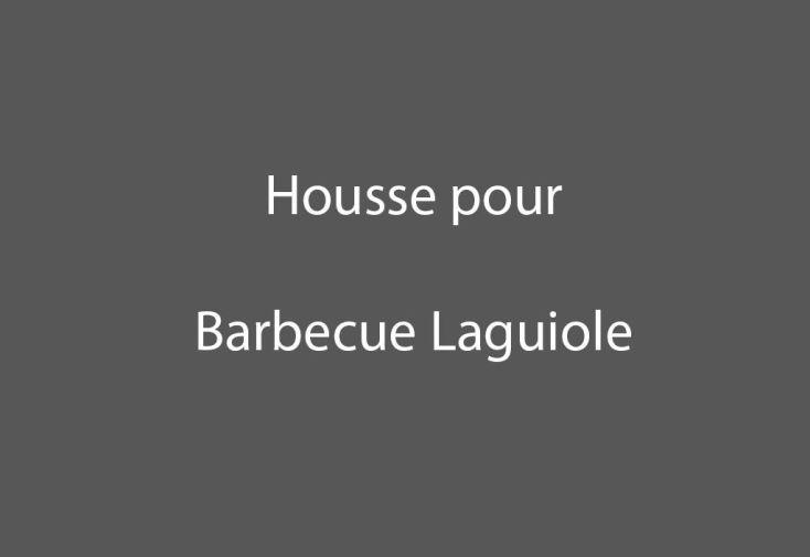 Housse pour Barbecue Laguiole