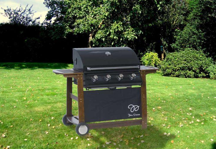 Barbecue Optimum 4 Feux