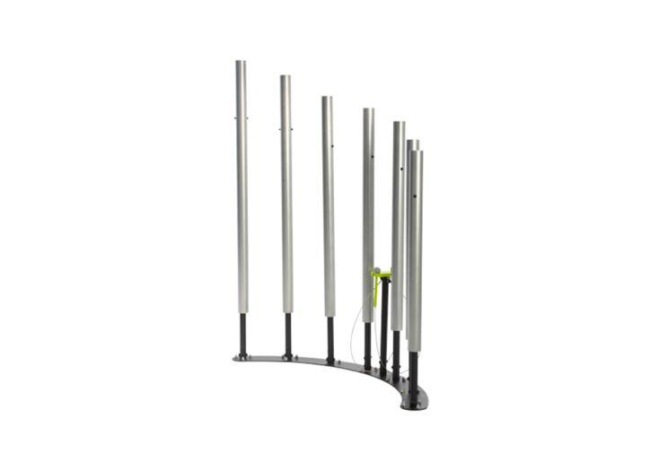 Instrument de Musique d'Extérieur Cloches Tubulaires KBT Forest
