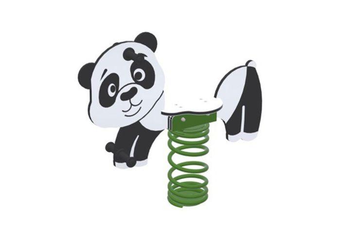 jeu de jardin jeu à bascule Sapekor panda