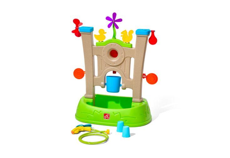 Jeu d'Eau Adresse et Coordination Step2 Waterpark Arcade