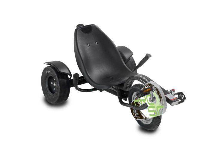 Kart à Pédales Tricker Pro 50 Noir