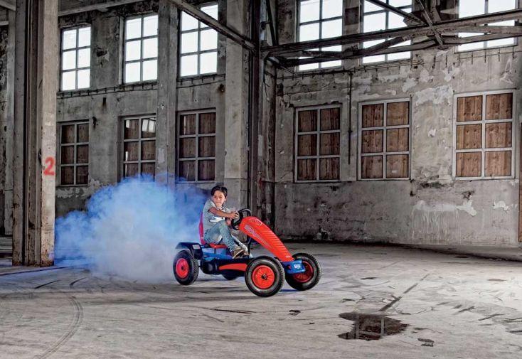 Kart à Pédales Berg Extra AF Sport Bleu