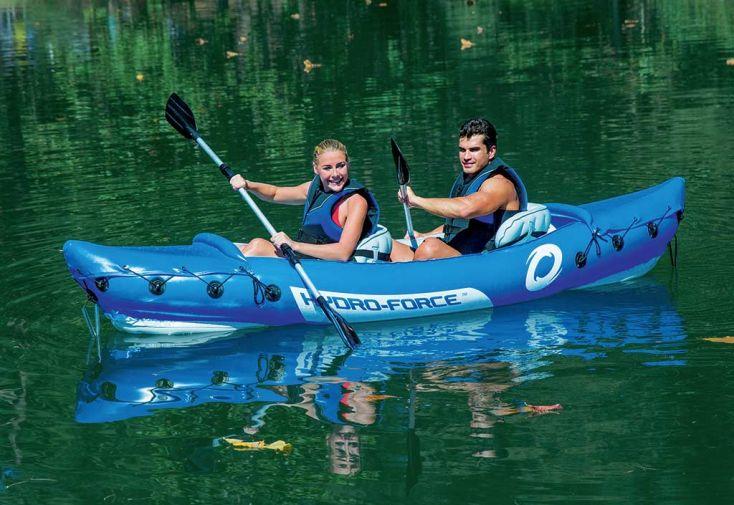 kayak gonflable adulte 2 places lite rapid bestway. Black Bedroom Furniture Sets. Home Design Ideas