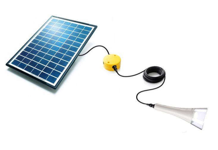 kit eclairage solaire autonome t lite x1 1 t lite 180 solar light kit couleur blanche sundaya. Black Bedroom Furniture Sets. Home Design Ideas