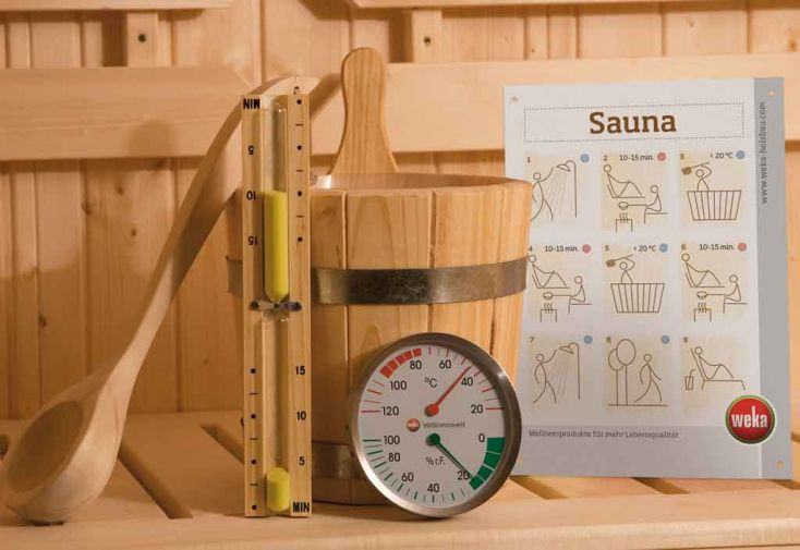 Kit d'Accessoires Saunas Premium
