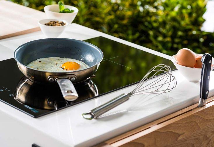 Cuisine d'Exterieur Acier Thermolaqué Solo Cook Mobicook