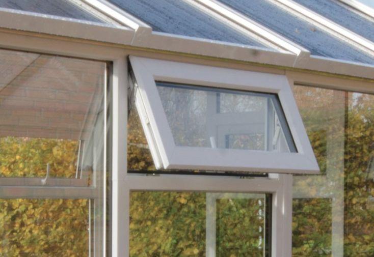 Fenêtre Supplémentaire pour Jardin d'Hiver ACD