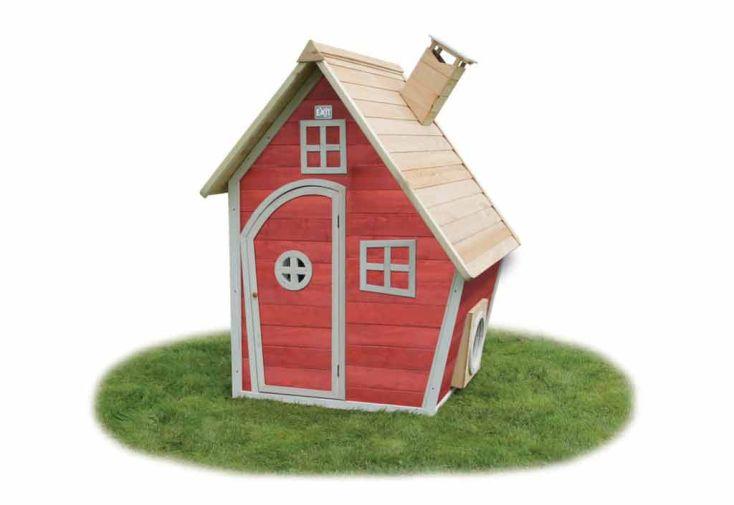 Maison pour Enfant Bois Fantasia Rouge