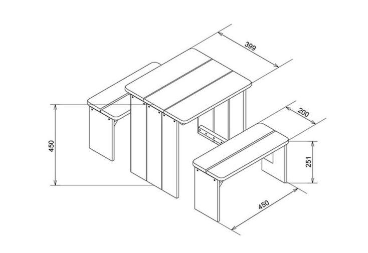 Maison Enfant Bois Pumba + Table Pique-Nique + Télescope + Mur d'Escalade