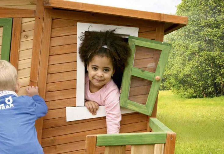 Maison pour Enfant Bois Lisa