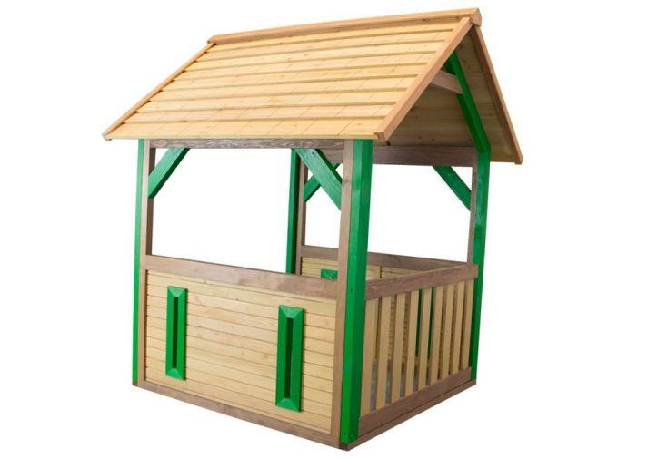 cabane en bois imputrescible sans traitement chimique pour jardin